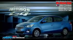 2014 mitsubishi mirage sedan mitsubishi mirage g4 2014 tv commercial philippines youtube