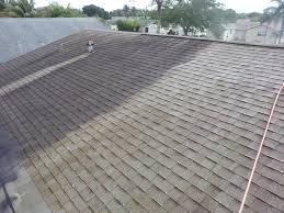 shingle roof cleaning sunshine pressure washing
