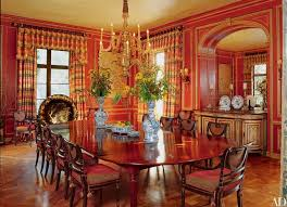 Orange Dining Room 11 Large Dining Room Tables Perfect For Entertaining Photos