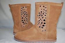womens ugg lo pro boots ugg australia floral s mid calf boots ebay