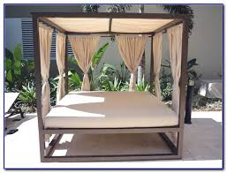 Daybed With Canopy Patio Swing Daybed With Canopy Patios Home Decorating Ideas