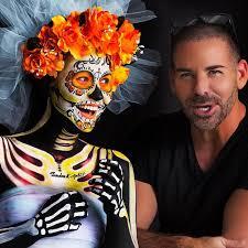 Scott Barnes Makeup Tips Scott Barnes Makeup Tutorial Makeup Nuovogennarino