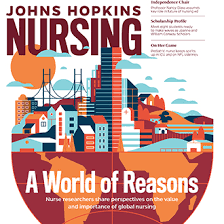 of nursing at johns hopkins university