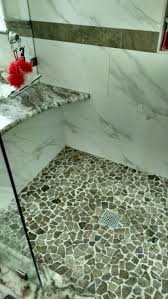 Bathroom Shower Floor Ideas by Bathroom Shower Floor Tile Ideas With Images About Showers On