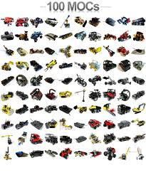 technic pieces sariel pl 100 mocs and 5 000 000 video views