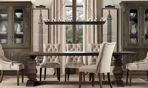Restoration Hardware Formal Dining Home Decor Pinterest - Restoration hardware dining room tables