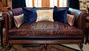 Leather Sofa Cushions Fancy Leather Cushions Leather Sofa Cushions For Enchanting