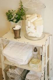 Shabby Chic Bathroom by Shabby Chic Wood Bathroom Shelves By Theharvesttrail On Etsy The