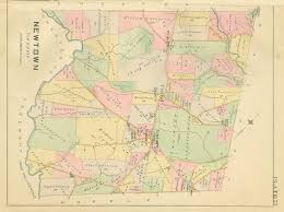 Maps Of Pa Maps Newtown Square Historical Society
