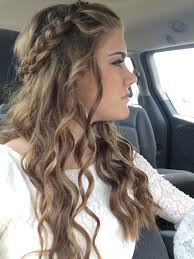 homecoming hair homecoming pinterest homecoming hair