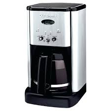 Cuisinart Coffee Makers 12 Cup Brew Central Cup Coffee Maker Silver