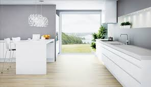 Modern White Kitchen Design White Modern Kitchen Cabinets Design Home Design Ideas
