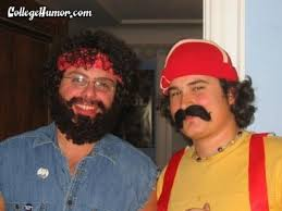 Cheech Chong Halloween Costumes Guys Dressed Cheech Chong