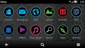 download themes for nokia e6 belle download windows metro ui theme into your symbian s60v5 anna or