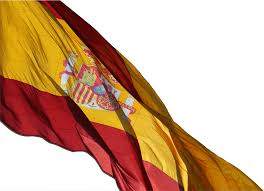 Spain Flags Large Wave Spain Flag Transparent Png Stickpng