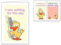 humorous birthday cards free printable humorous birthday cards free printable greeting