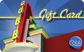 theater gift cards cobb theatres gift cards