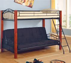 Bunk Futon Bed Futon Bunk Bed Assembly