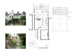 extension house plans uk house plans
