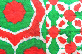 christmas wrap diy gift wrapping ideas tie dye gift wrap babble dabble do