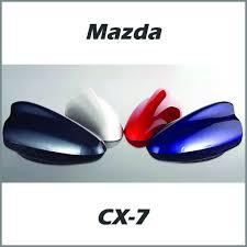 mazda cx 7 mazda cx 7 shark fin antenna u2013 visual garage inc
