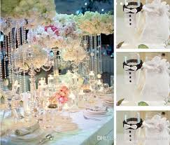 wedding favors cheap wholesale in stock 2016 new white and bridegroom tableware favors for