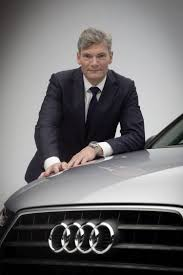 audi ceo audi johannes roscheck appointed as president ceo of