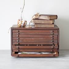 unique cabinet vintage architect file cabinet home furniture decoration