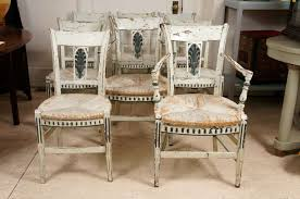 dining room french provincial occasional chairs clearance dining