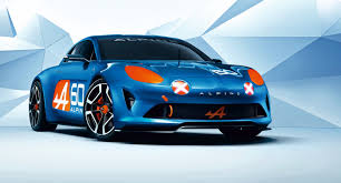 renault dezir blue the alpine a110 is back renault reveals first images of