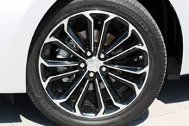 toyota corolla wheel 2014 toyota corolla autoblog