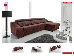 Living Room Beds - ronaldo sectional w sleeper sofa beds living room furniture