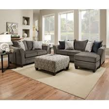 Upholstery Sectional Sofa Simmons Upholstery Sectional Sofas For Less Overstock