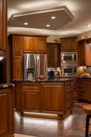 Kitchen Task Lighting by Showcase Home U0026 Kitchen U2013 Modern Blue Artistic Cabinetry
