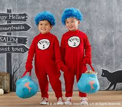 1 2 Halloween Costume Baby Dr Seuss U0027s 1 2 Baby Costume Pottery Barn Kids