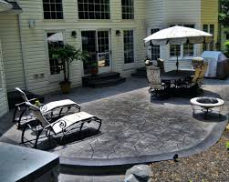 Stamped Concrete Patio Prices by Stamped Concrete Patio U2013 Hungphattea Com