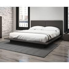 bedroom cheap affordable queen size platform beds king bed frame