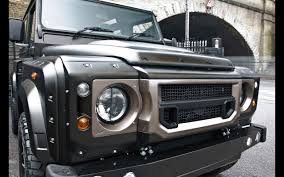 land rover kahn 2014 a kahn design land rover defender chelsea wide track static