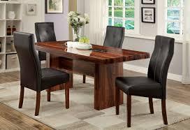 Five Piece Dining Room Sets Hokku Designs Carroll 5 Piece Dining Set U0026 Reviews Wayfair