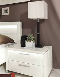 best modern bedside table lamps with black height stand and white