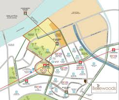 Pr Map Location Map Official Website Bellewoods Ec
