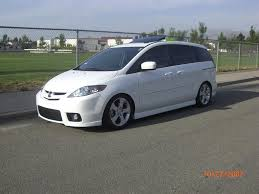 tein s tech springs on mazda5