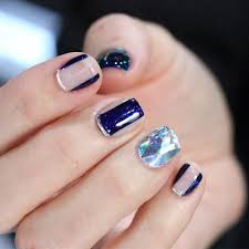 high heel nail art trend popsugar beauty