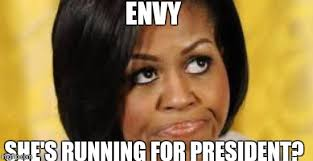 Looking Up Meme - michelle obama looking up viral memes imgflip