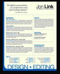 best in design cs6 resume templates u2013 resume template for free