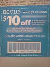 bealls coupon code october 2015