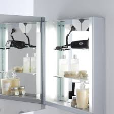 dressing table mirror with lights tags illuminated bathroom