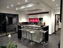 cuisine design pas cher ilot central cuisine design best credence ilot