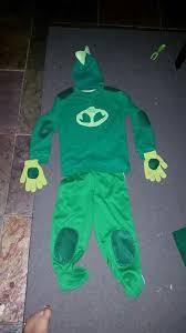 pj masks gekko costume diy hallowen pj mask