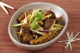 recette cuisine wok recette de wok de boeuf au curcuma et à la citronnelle facile et